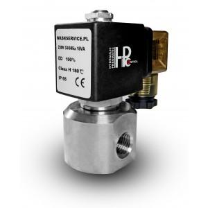 Korkeapainemagneettiventtiili HP20 1/4 tuumaa 230 V 12 V 24 V
