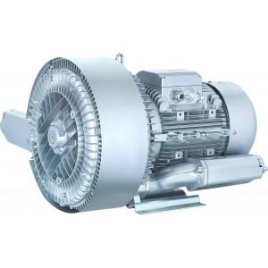 Vortex-ilmapumppu, turbiini, tyhjiöpumppu kahdella roottorilla SC2-7500 7,5KW