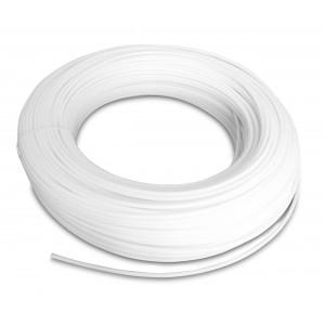 Polyamidipaineletku PA Tekalan 12/9 mm 1m valkoinen