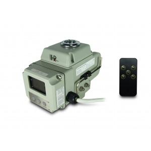 Kuulaventtiilin sähkötoimilaite A1600 230V AC 160Nm ohjaus 4-20mA