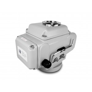 Kuulaventtiilin sähkötoimilaite A20000 230V / 380V 2000 Nm