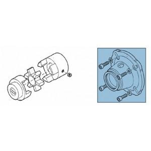 Kytkin + adapteri pumpusarjalle RO