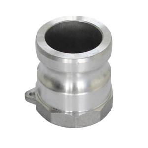 Camlock -liitin - tyyppi A 1/2 tuumaa DN15 -alumiinia