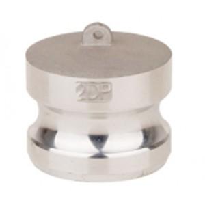 Camlock-liitin - tyyppi DP 1 tuuman DN25-alumiini