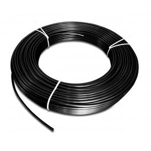 Polyamidipaineletku PA Tekalan 6/4 mm 1m musta