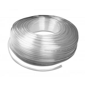 Polyuretaani-paineilmaletku PU 6/4 mm 1m siirt.
