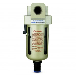 Suodata kuivuri, 1/2 tuumaa AF4000-04D