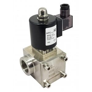 Korkeapaineinen solenoidiventtiili HP250 150bar
