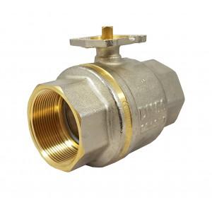 Palloventtiili 1 1/2 tuuman DN40 PN25 asennuslevy ISO5211