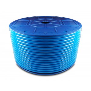 Polyuretaani-paineilmaletku PU 8/5 mm 1m sininen