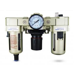 Suodattimen kuivausrummun säätimen voiteluaine FRL 3/4 tuumaa asetettu ilmaan AC4000-06D