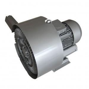 Vortex-ilmapumppu, turbiini, tyhjiöpumppu kahdella roottorilla SC2-3000 3KW
