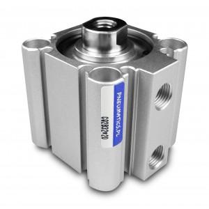 Pneumaattiset sylinterit kompakti CQ2 63x20