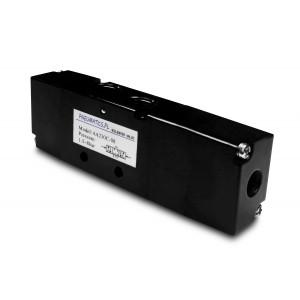 Venttiili pneumaattisesti ohjattava 5/3 4A230C 1/4 tuumaa