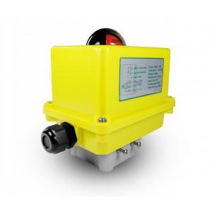 Kuulaventtiilin sähkötoimilaite A250 230V AC 25Nm