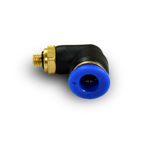 Kulmainen tulppa-nippaletku 4mm kierre M5 PL04-M05