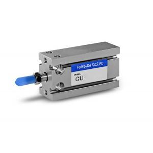 Pneumaattiset sylinterit kompakti CU 25x20
