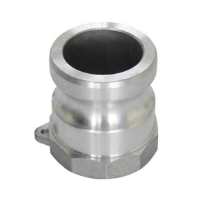 Camlock-liitin - tyypin A tuumaa DN80-alumiini