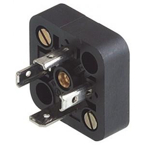 Pohja pistokkeelle 18mm DIN 43650