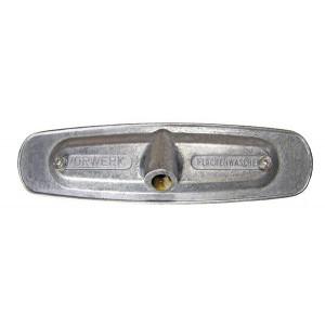 Alumiininen kiinnityslevy Vorwerkin harjaamiseen