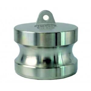 Camlock-liitin - tyyppi DP 1/2 tuuman DN15 SS316